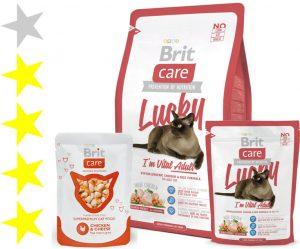 Корм Brit Care для кошек - отзывы