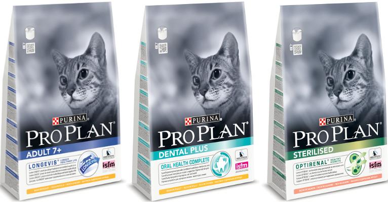 Корм ПроПлан для кошек - отзывы