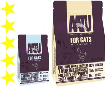 Корм для кошек AATU