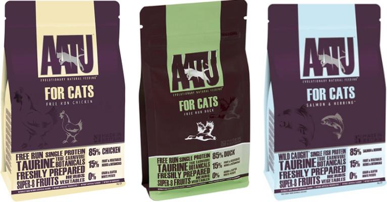 Корм для кошек AATU - отзывы