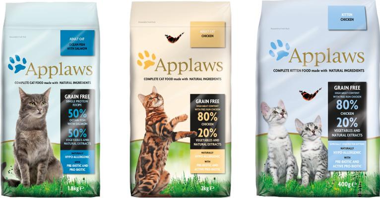 Корм для кошек Applaws - отзывы