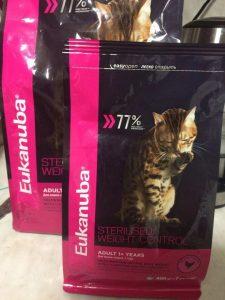 Корм для кошек Eukanuba - отзывы ветеринаров