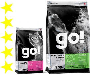 Корм для кошек Go Natural