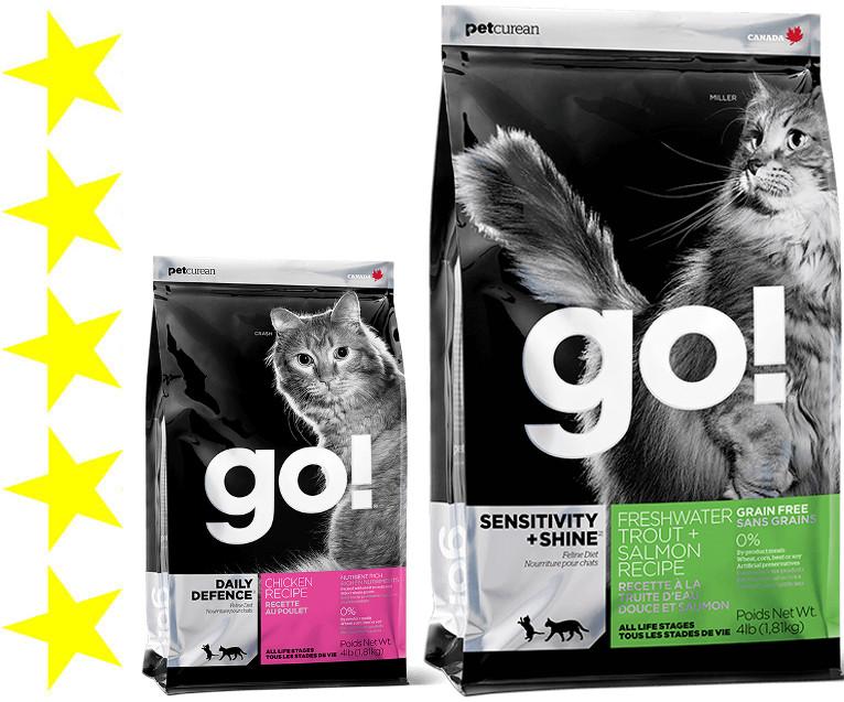 Корм холистик для кошек go natural holistic thumbnail