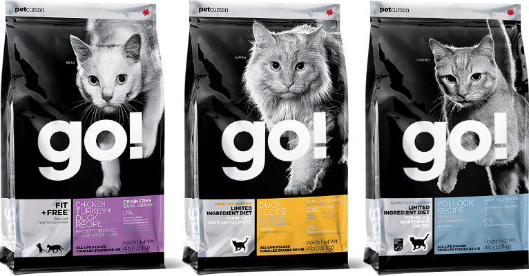 Корм для кошек Go - отзывы