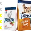Корм для кошек Happy Cat: отзывы и разбор состава