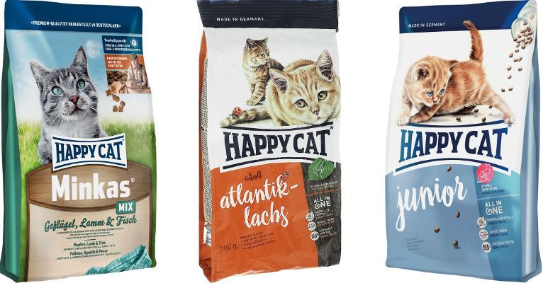 Корм для кошек Happy Cat - отзывы