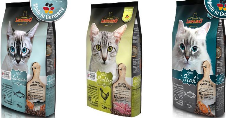 Корм для кошек Leonardo - отзывы