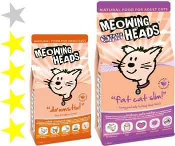 Корм для кошек Meowing Heads