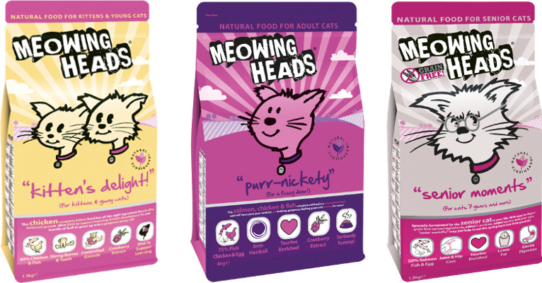 Корм для кошек Meowing Heads - отзывы