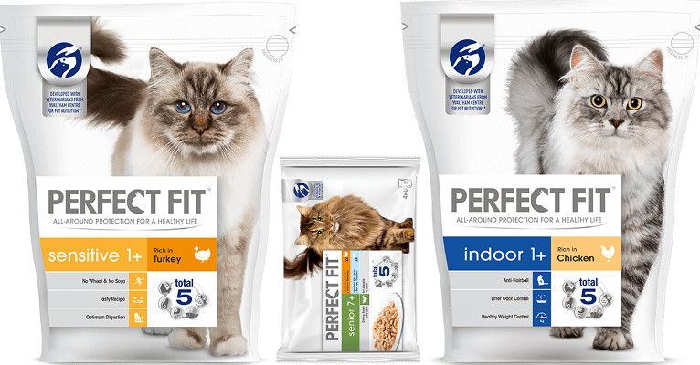 Корм для кошек Perfect Fit - отзывы