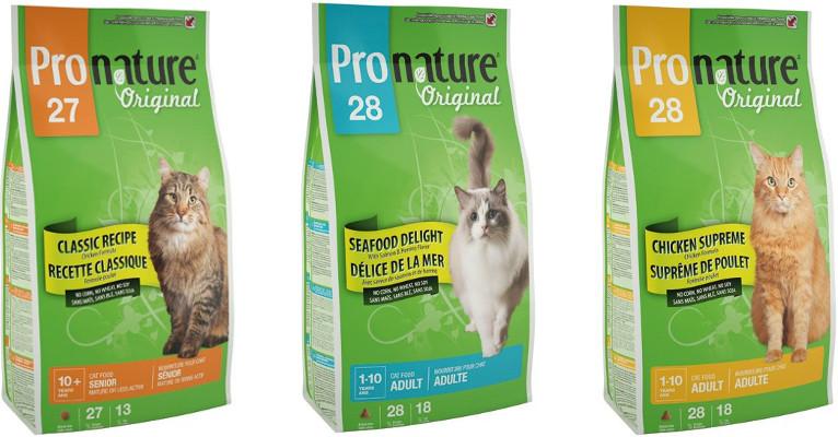 Корм для кошек Pronature Original - отзывы
