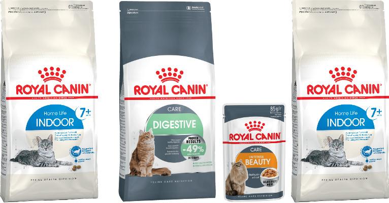 Корм для кошек Royal Canin - отзывы