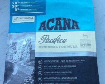 Отзыв о корме для кошек Acana Pacifica