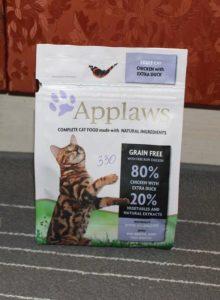 Отзыв о корме для кошек Applaws
