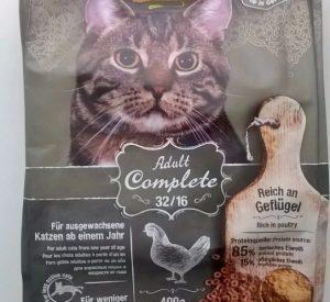 Отзыв о корме для кошек Леонардо