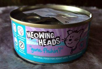 Отзывы о консервах для кошек Meowing Heads