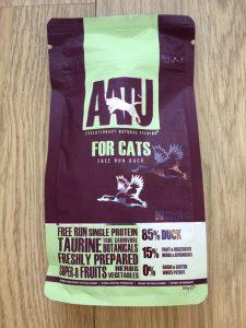 Отзывы о корме для кошек AATU