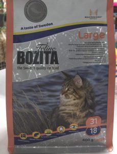 Отзывы о корме для кошек Бозита