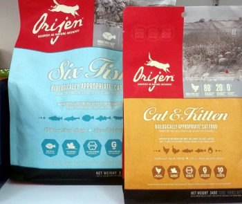 Отзывы о корме для кошек Orijen