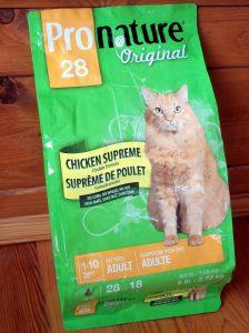Отзывы о корме для кошек Pronature Original
