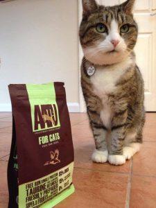 Отзывы о сухом корме для кошек AATU