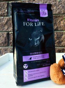 Отзывы о сухом корме для кошек Fitmin For Life