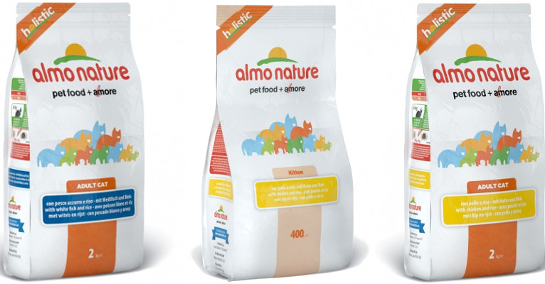 Корм для кошек Almo Nature - отзывы