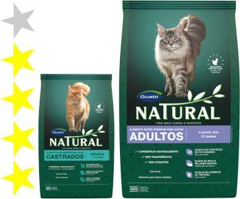 Корм для кошек Guabi Natural