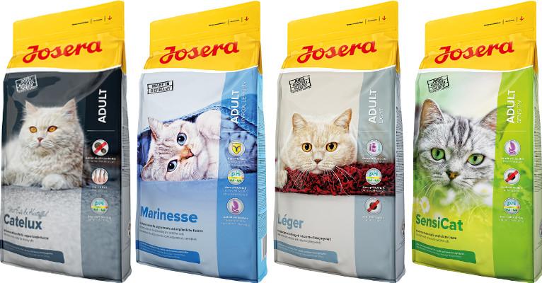 Корм для кошек Josera - отзывы