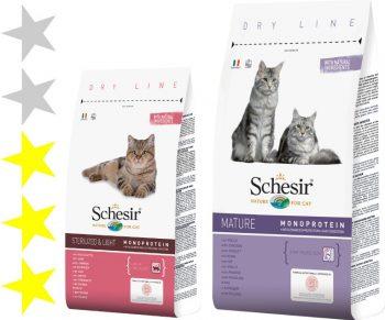 Корм для кошек Schesir