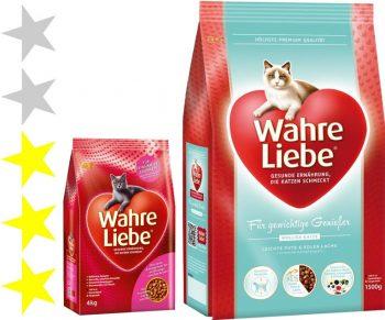 Корм для кошек Wahre Liebe
