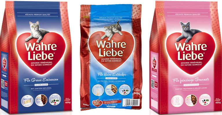 Корм для кошек Wahre Liebe - отзывы