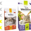 Корм для кошек Wellkiss: отзывы, разбор состава, цена
