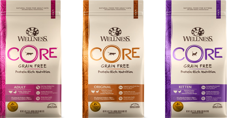 Корм для кошек Wellness CORE - отзывы