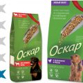 Корм для собак Оскар: отзывы, разбор состава, цена