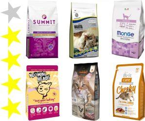 Корма супер премиум класса для кошек: список, рейтинг, отзывы