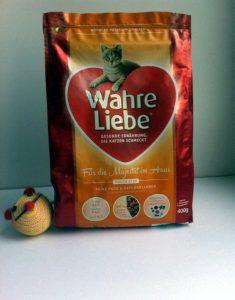 Отзывы о корм для кошек Wahre Liebe
