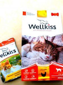 Отзывы о корме Веллскисс