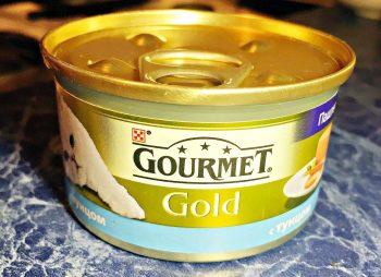 Отзывы о корме для кошек Gourmet