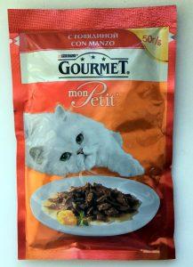 Отзывы о корме для кошек Гурме