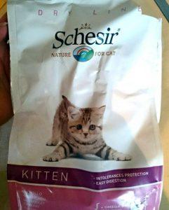 Отзывы о корме для кошек Шезир