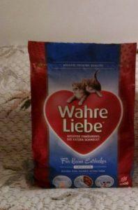 Отзывы о корме для кошек Варе Либе