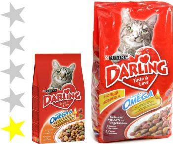 Корм для кошек Darling