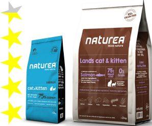 Корм для кошек Naturea: отзывы, разбор состава, цена