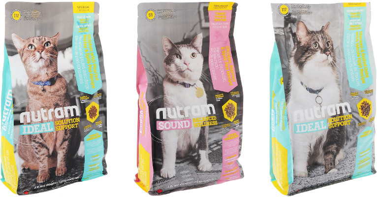 Корм для кошек Nutram - отзывы
