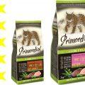 Корм для кошек Primordial: отзывы и разбор состава