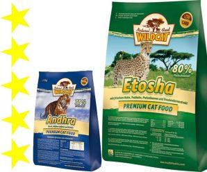 Корм для кошек Wildcat: отзывы, разбор состава, цена