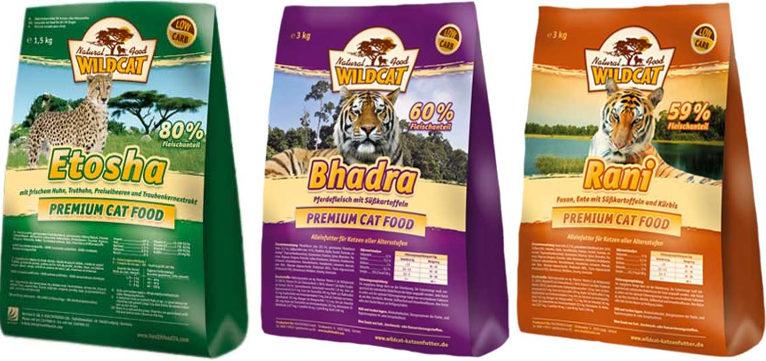 Корм для кошек Wildcat - отзывы