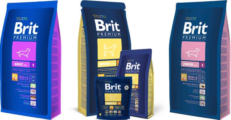 Корм для собак Brit Premium - отзывы
